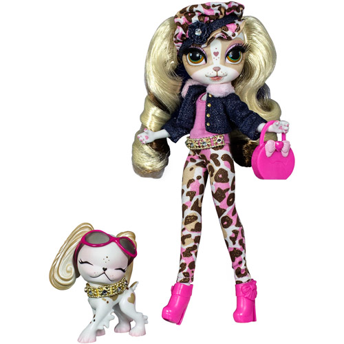 Pinkie Cooper and The Jet Set Pets Pinkie Cooper Doll, Beverly Hills Collection