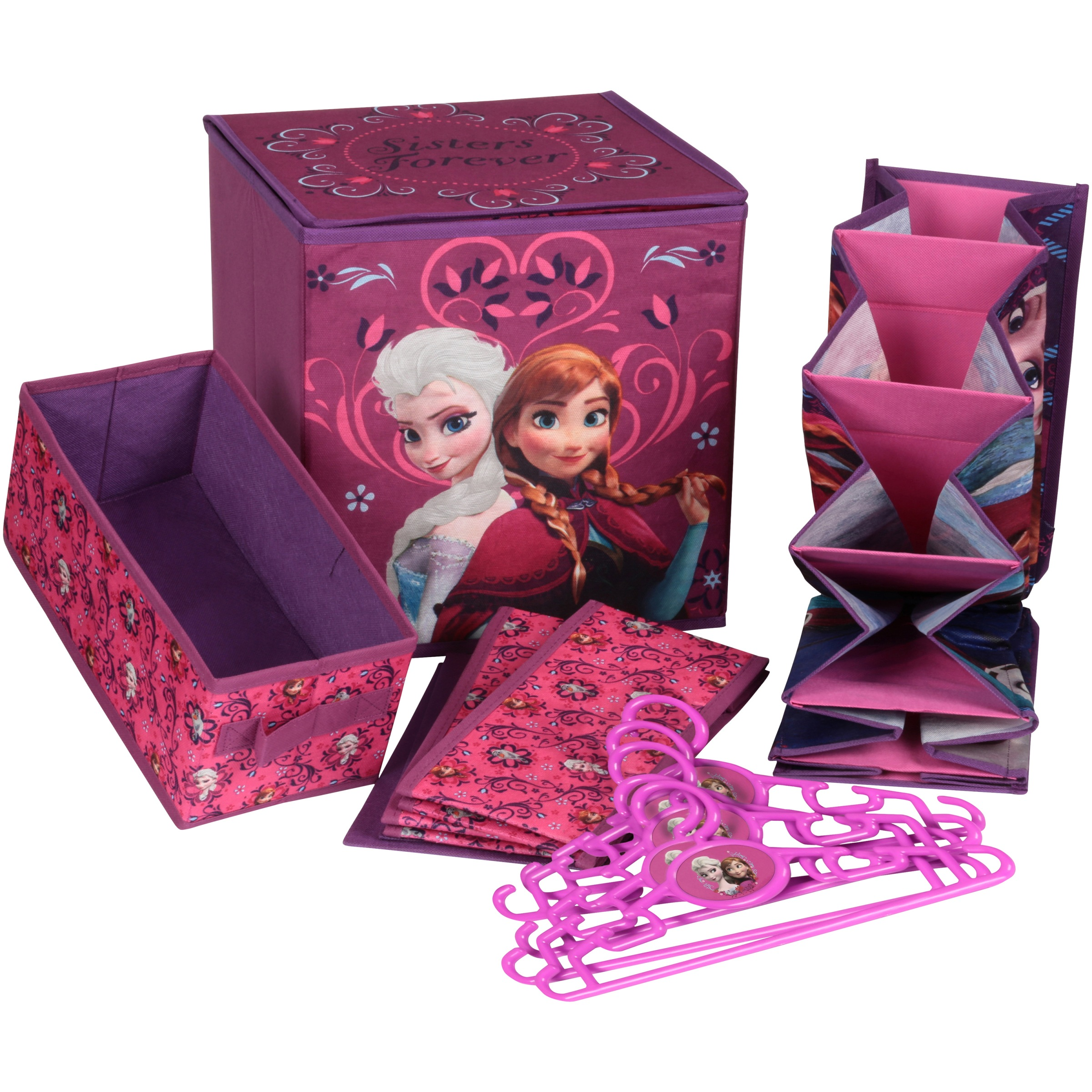 Disney Frozen Storage Solution Set