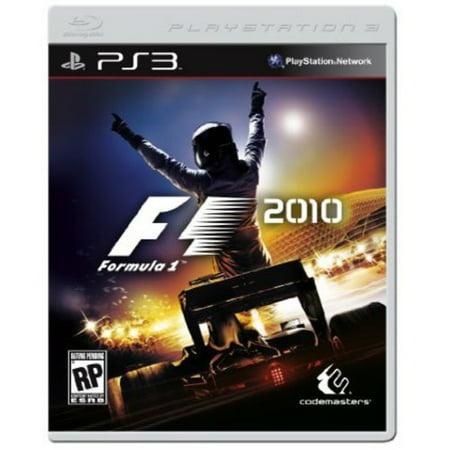 F1  2010   Playstation 3