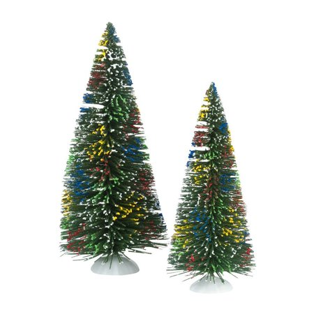 Department 56 Village Accessory Set/6 Birch Trees (56.52623), Trust genuine department 56 village accessories By Department56