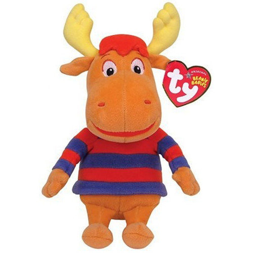 TY Beanie Baby - TYRONE the Moose (Nick Jr. - The Backyardigans) (8 inch)