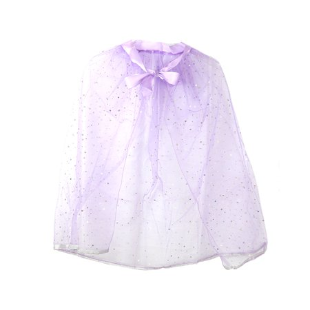 Pretend Play Dress Up Mozlly Purple Princess Twinkle Star Costume Cape - Capes Costumes