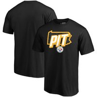 buy popular 7a682 5c6f9 Pittsburgh Steelers T-Shirts - Walmart.com