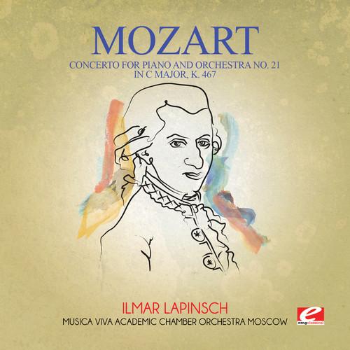 Concerto for Piano & Orchestra No. 21 in C Major K