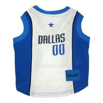 Dallas Mavericks Dog Jersey - X-Small