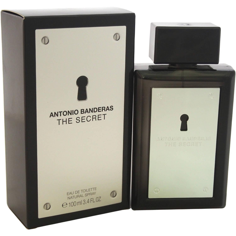 Antonio Banderas The Secret EDT Spray, 3.4 fl oz