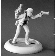 Reaper Miniatures Joplin, Zombie Survivor #50205 Chronoscope D&D RPG Mini Figure