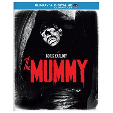The Mummy  Blu Ray