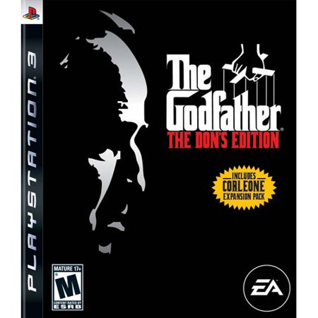 The Godfather The Dons Edition  Playstation 3