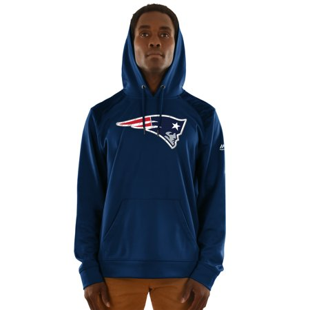 outlet store 260bb e6b8b New England Patriots Armor Pullover Hoodie