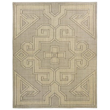Due Process Stable Trading Sisal de Tapis Braxton Rotini Area Rug, 12 x 15 ft. ()