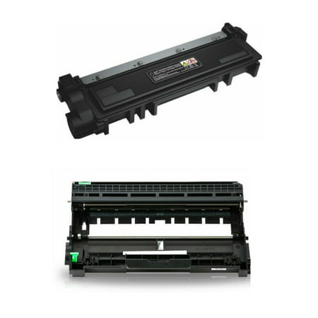 Dell CVXGF Toner Cartridge and C2KTH Imaging Drum for E310, E514, E515 Laser (Laser Imaging)