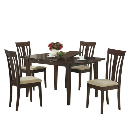 Monarch Dining Table 36X 48 X 60 Cappuccino
