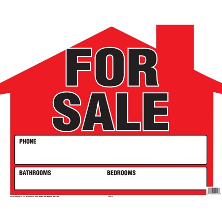 15x19 Shaped House For Sale - Bath House Sign