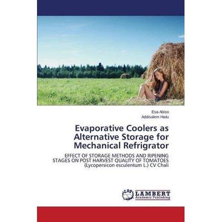 Evaporative Coolers As Alternative Storage For Mechanical Refrigrator