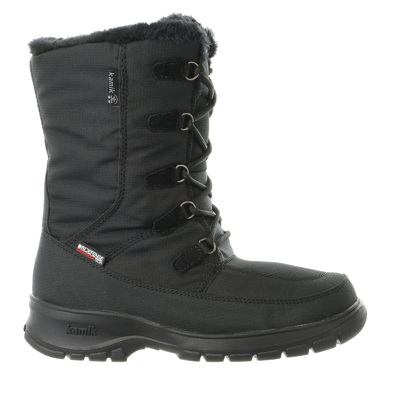 Kamik Womens Brooklyn Lined Mid-Calf Snow Boots by Kamik