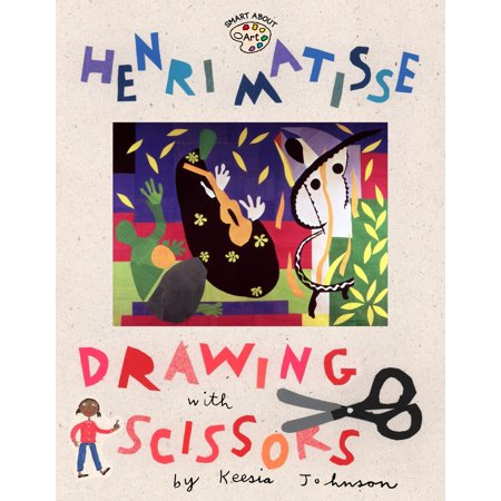 Henri Matisse : Drawing with Scissors Henri Matisse Woman Reading