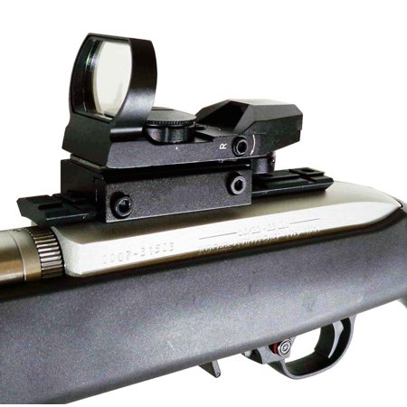 hunting sight and rail mount for ruger 10 22 (Promag Ruger Archangel 10 22 25 Round Magazine)
