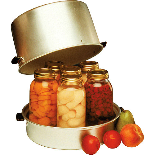 Back to Basics 7-Quart 3-Piece Steam Canner