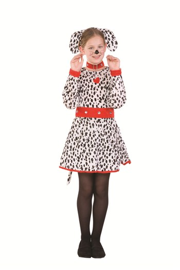 Sassy Dalmatian Child Costume by RG Costumes