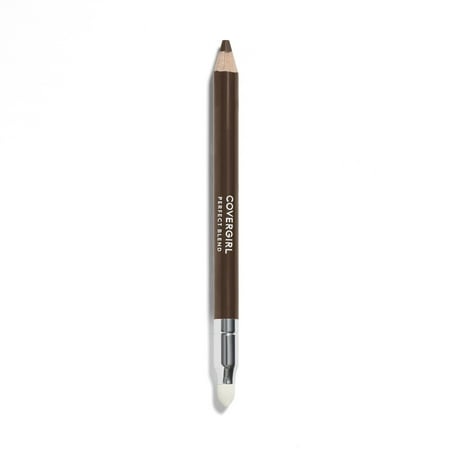 COVERGIRL Perfect Blend Eyeliner Pencil, 110 Black (Best Waterproof Eyebrow Liner)