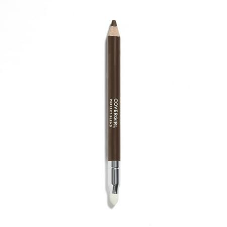 COVERGIRL Perfect Blend Eyeliner Pencil, 110 Black (Best Eyeliner For Oily Waterline)