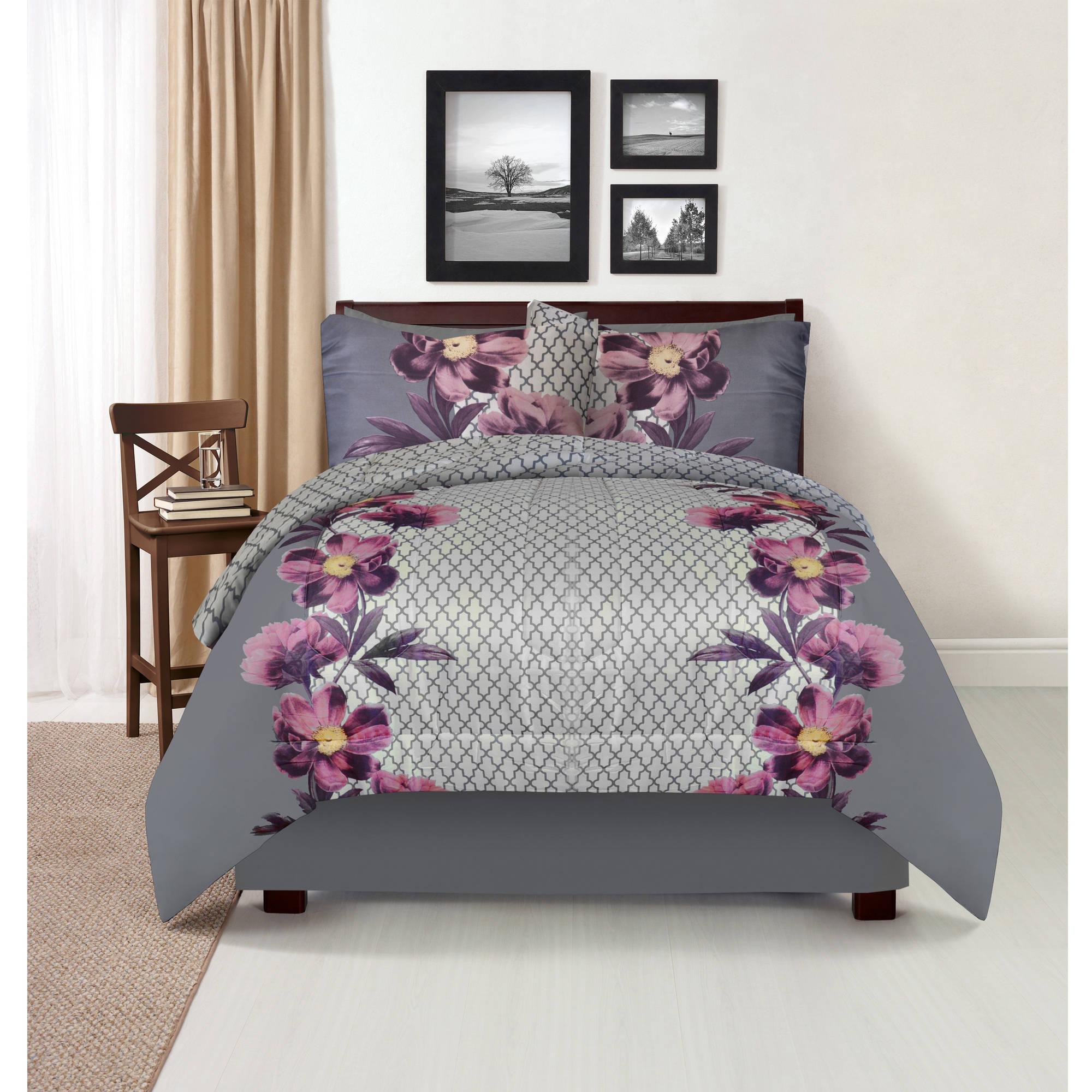 Casa Ophelia Reversible Comforter Set