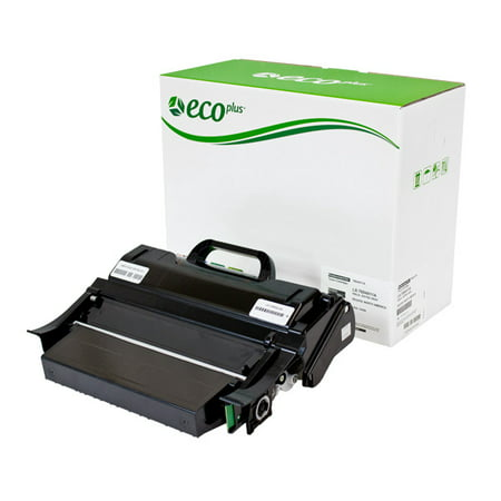 ECOPlus ™ Remanufactured Toner Cartridge for Lexmark T654X11A, T654X21A (Premium Quality TONER CTG, BLACK, 36K EXTRA HIGH YIELD)