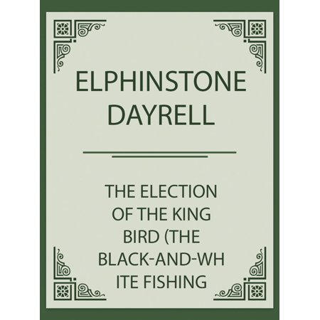 The Election of the King Bird (the black-and-white Fishing Eagle) - eBook