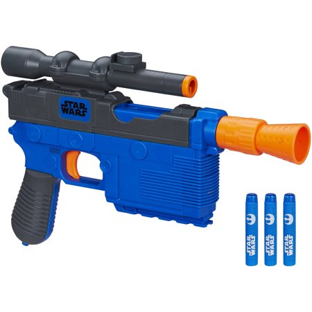 Han Solo Blaster (star wars episode vii nerf han solo)