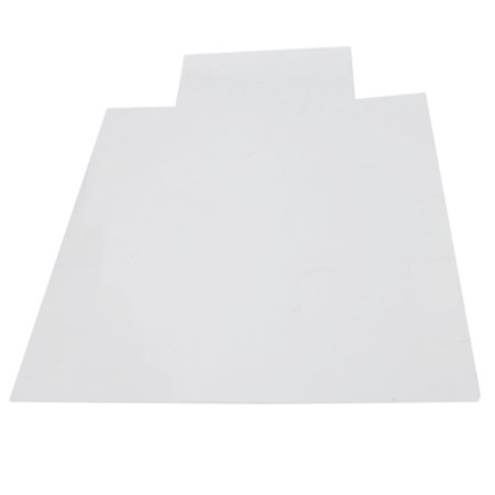 PVC Matte Home-use Protective Mat for Floor Chair Transparent