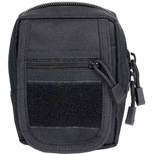 NcStar Small Utility Pouch, Black