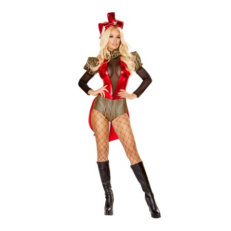 3 pc Rascal Jester Costume