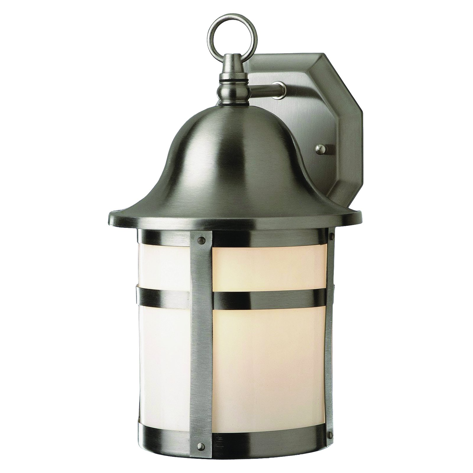 Trans Globe Energy Saving PL-4580 Outdoor Wall Light - 12H in.