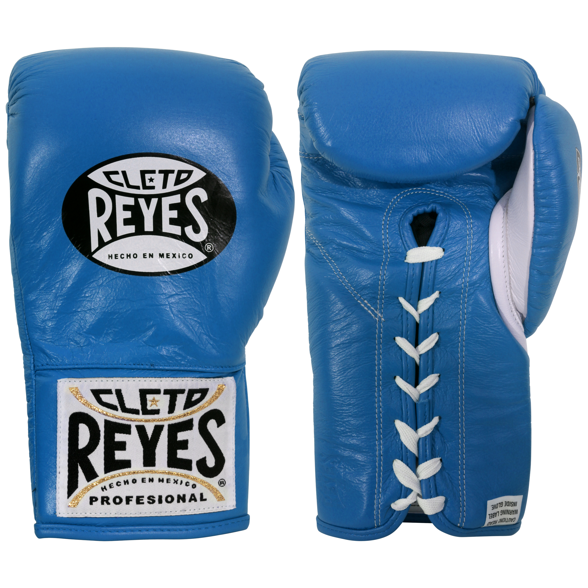 Cleto Reyes Safetec Professional Fight Gloves