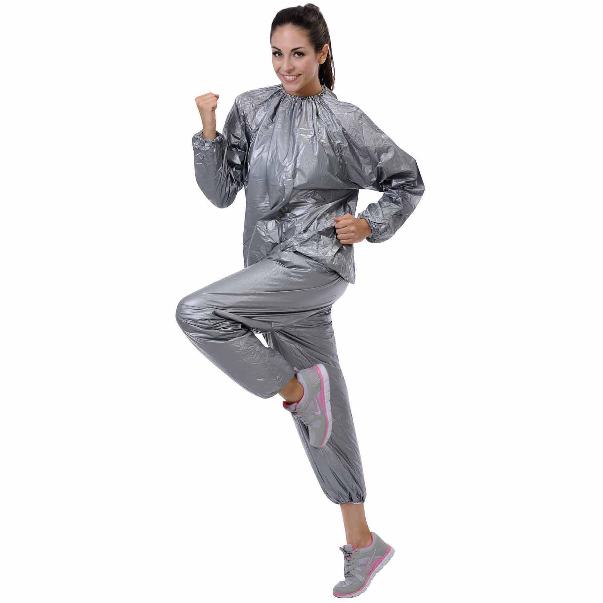 Sunny Health and Fitness Sauna Suit