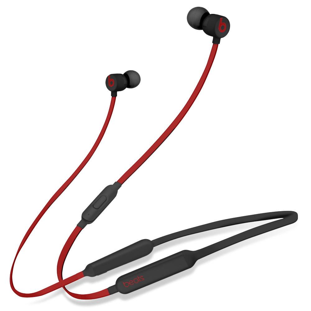 (Refurbished) Beats X Wireless In-Ear Headphones (MRQA2LL/A) - Defiant Black/Red