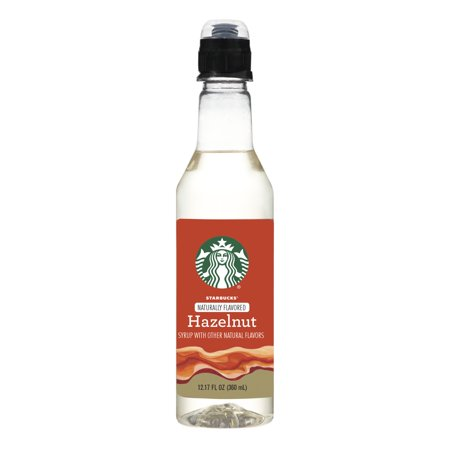 Starbucks Hazelnut Syrup 12.17 fl. oz. Bottle