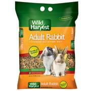 Wild Harvest Advanced Nutrition Diet for Adult Rabbits, 14 lbs.