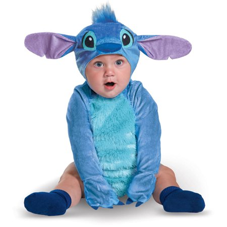 Lilo and Stitch Infant Stitch Halloween - Lilo Costume