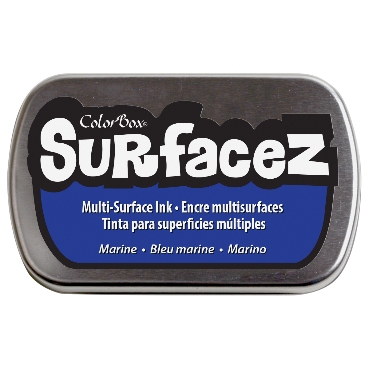 ColorBox Surfacez Multi-Surface Ink Pad-Marine