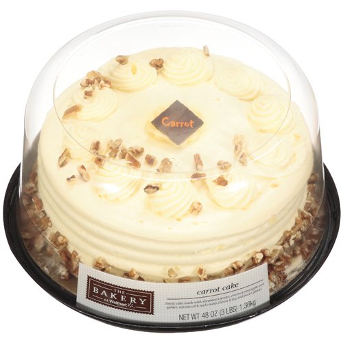 The Bakery at Walmart Carrot Cake, 26 oz by Walmart Stores, Inc.