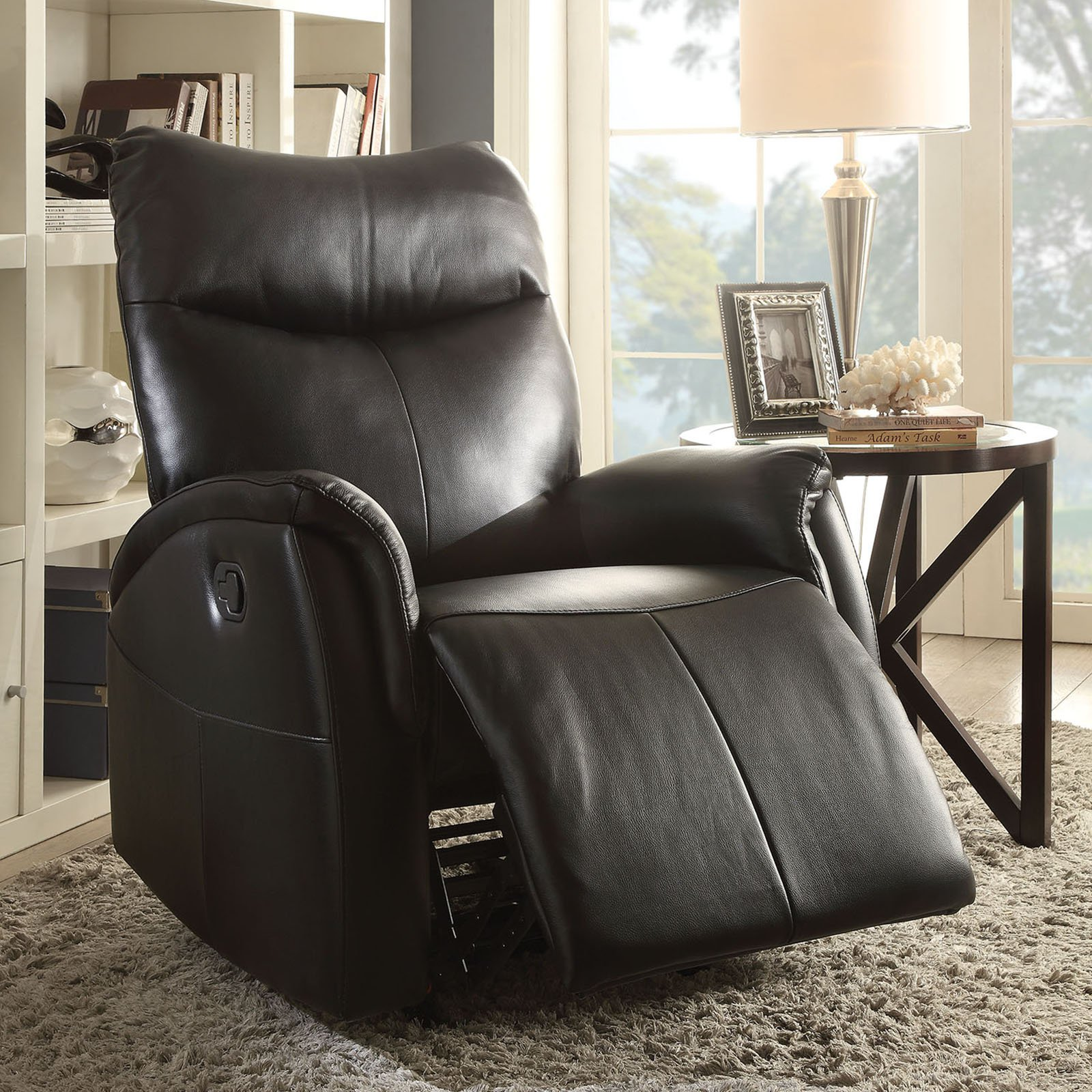 ACME Riso Rocker Recliner, Multiple Colors by Acme Furniture