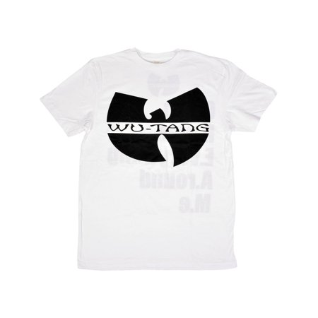 8dd0fd46617 Control - Hip Hop Legends Wu-Tang Cream Logo Unisex Classic Black T-Shirt - Multiple  Sizes - Walmart.com
