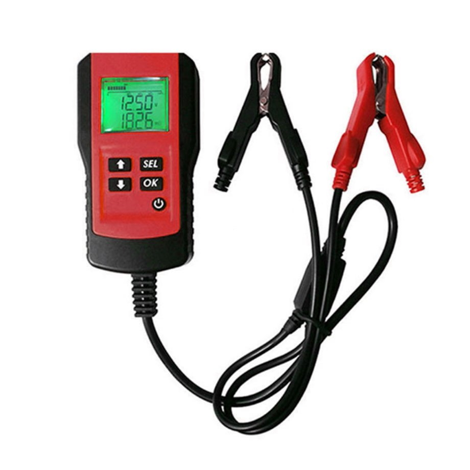AE300 12V Vehicle Car Digital Battery Test Analyzer Accurate Diagnostic Tool