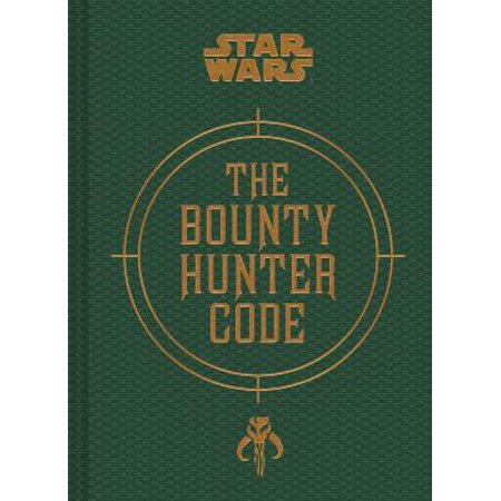 Star Wars®: The Bounty Hunter Code](Dog The Bounty Hunter Costume Accessories)