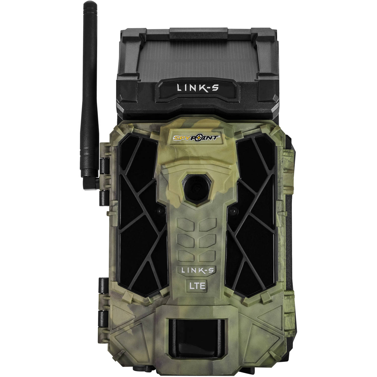 Click here to buy SPYPOINT LINK-S-V Solar Cellular Game Camera, LTE, Verizon, Unlimited Power, Built-In Solar Panel, 12MP, 0.07-Second... by GG Telecom.