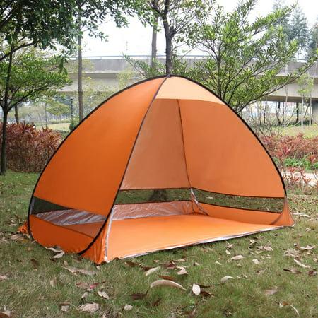 Unique BargainsPop Up Camping Automatic Tent Folding Sun Shelter Anti UV Portable Beach