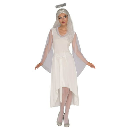 Womens Angel Halloween Costume](Angel Devil Costumes Halloween)