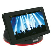 Spectra Merchandising SMPS-182 Portable Stereo Speaker With Built In Amp & Auxiliary Cable
